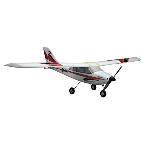 E-flite Apprentice S 15E Bnf RC Airplane with Safe Technology (Transmitter Not Included) | 3S 11.1V 3200mAh 20C Lipo Battery | Charger