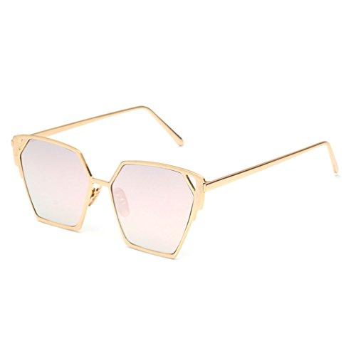 Tansle - Gafas de sol - para mujer Rosa Gold/Pink