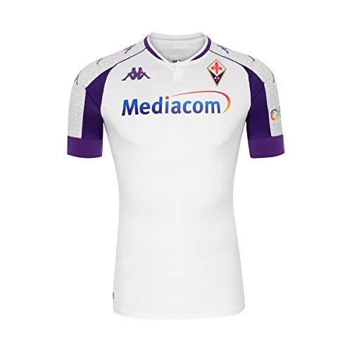 Kappa ACF Fiorentina Segunda Equipación Pro 2020-2021, Camiseta, Talla S