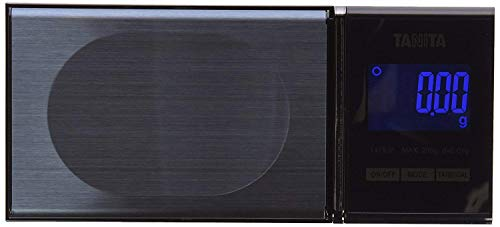BALANZA BOLSILLO TANITA 1479J2 Capacidad 200g Precisión 0,01g