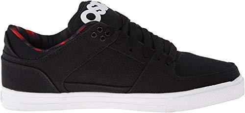 Osiris Protocol, Zapatillas de Skateboard Hombre, Negro (Tigre Rouge), 39.5 EU
