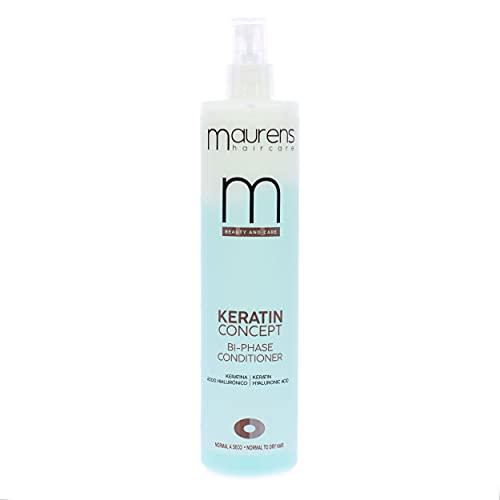 Maurens Acondicionador Bifásico Hidratante Keratin Concept 400 ml