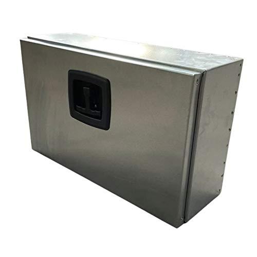 cassetta attrezzi 40x40 Generico Cassetta Porta Attrezzi per Piaggio Porter Adattabile a Tutti i Modelli Porta Utensili Baule Box Cassa Auto (40x30x17)
