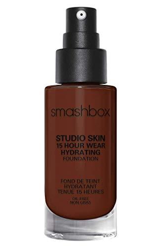 Smashbox Studio Skin 24 Wear Hydrating Foundation - 4.6 Very Deep With Cool Undertone