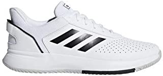 adidas Men's Courtsmash Ankle-High Fashion Sneaker