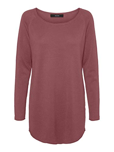 VERO MODA dames Vmnellie Glory Ls Long Blouse Noos Pullover