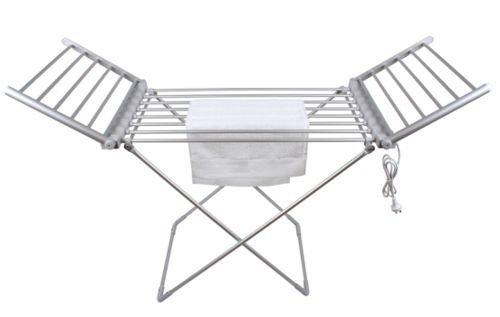 Sirge - Asciugottol - Tendedero eléctrico con alas plegables, 20 elementos calefactantes, 230 W