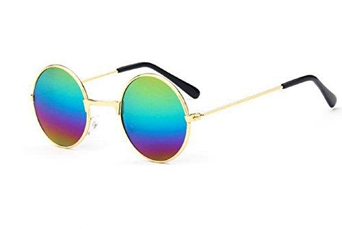 Inception Pro Infinite ( Multicolor ) Occhiali da Sole - Hippie Rotondi - Jhon Lennon - Uomo - Unisex - Polarizzati Uv400