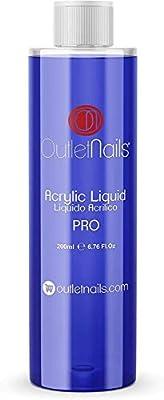Liquido Acrilico Profesional 200ml