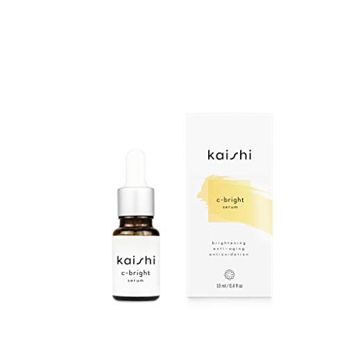 Kaishi -Sérum c-bright - sérum spécialisé, rajeunissant, antioxydant, vitamine C - 10 ml