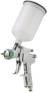 HVLP Paint Sprayer Gun - Pattern and Fluid Control Handheld Sprayer w/ 20-ounce Gravity Feed Canister (Campbell Hausfeld DH790000AV)