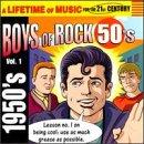 Boys of Rock 50's