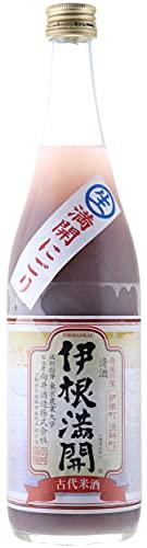 伊根満開 にごり酒 生にごり 720ml 純米酒 古代米 赤米