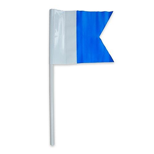 Best divers Flagge Sub/Alpha mit Stange,...