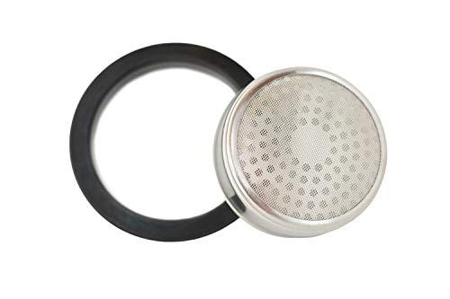 Faema filterhouder gasket plat 8,5 mm en douchebak