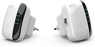 مكرر اشارة واي فاي لا سلكي ان - 300 ميجابت بالثانية 2T2R موسع نطاق شبكة 802.11G-B-N مقوي واي فاي