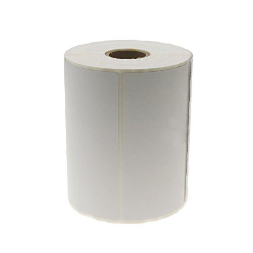 Cablematic PN20071610010174166 SD22 zelfklevende etiketten voor directe printers, 101,6 x 50,8 mm, wit, 700 stuks