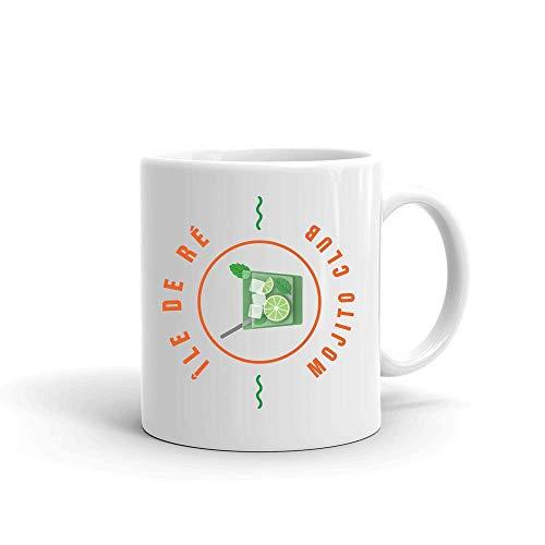 Générique Mug/Tasse Blanc - ile de re Mojito Club