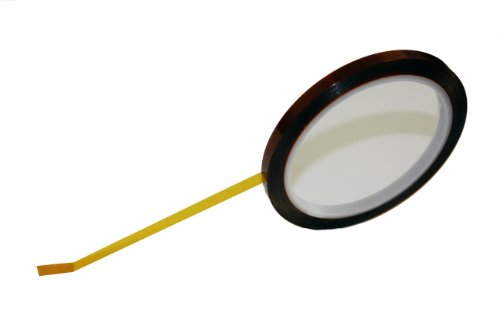 1 Mil Kapton Tape (Polyimide) - 1/4 X 36 Yds by Tapes Master