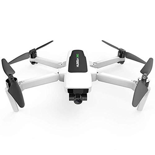 ZHCJH Drone con cámara 4K HD Video en Vivo 120°Gran Angular WiFi RC Nano Quadcopter con retención de altitud, Modo sin Cabeza, Volteretas 3D, Retorno de una tecla y Ajuste de Velocidad