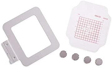 Small Metal Hoop for Creative PFAFF Embroidery Machine 100x100mm 4
