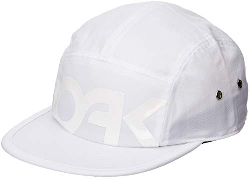 Oakley Men's Mark Ii 5 Panel Hat, White, U