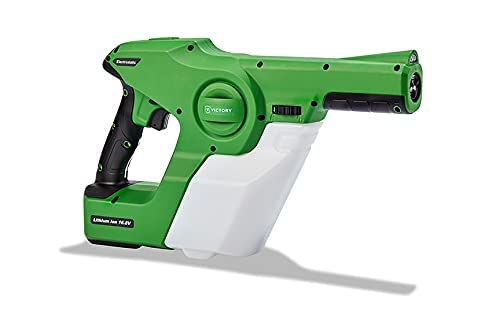Victory Handheld Electrostatic Sprayer Review