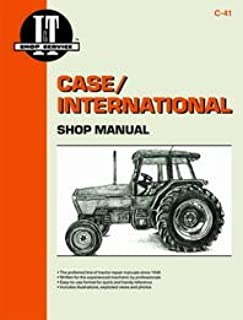 case tractor wiring diagram manual amazon com case ih 5120 tractor service manual  it shop  case ih 5120 tractor service manual