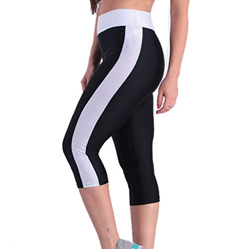 Damen Leggings LEEDY Katze drucken Hohe Taille Yoga Fitness Workout Streetwear Fitness Stretch Sport Gym Laufen Yoga Sporthose Trainingshose