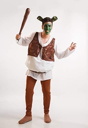Disfraz de Ogro Verde para hombre