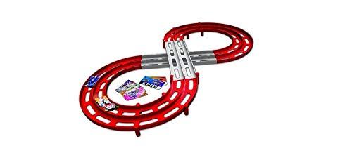 Scan 2 Go - 4248 - Véhicule Miniature - Circuit de Course en 8