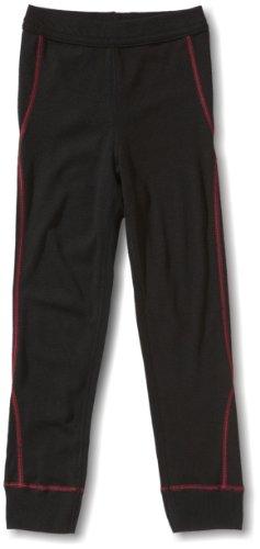 Schiesser Mädchen Hose Lang Unterhose, Schwarz (000-schwarz), 164 (12-13Y)