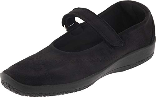 Arcopedico Black Suded L18 Shoe 5.5-6 M US