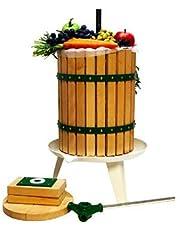 DMS® fruitpers sappers mash pers pers pers wijnpers appelpers fruitmolen mechanische pers handmatige vruchtenpers sappers