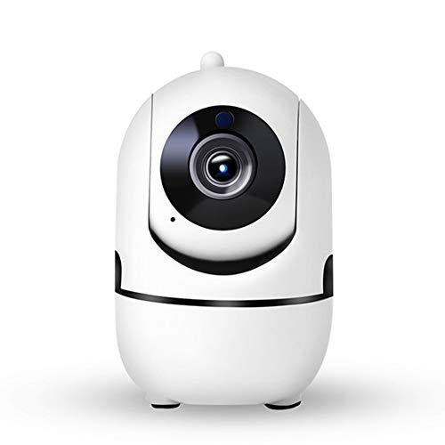 Rosepoem Cámara HD WiFi Cámara IP WiFi Multifuncional 720 P HD Gran Angular Automáticamente Cámara De Vigilancia para Seguridad