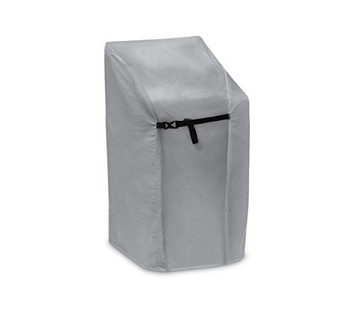 Protective Covers 1163 Stacking Patio Chair Cover, 28.5' L X 35.5' W X 46' H, Gray