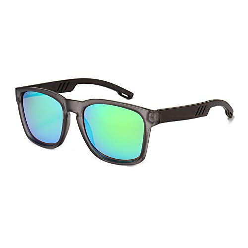 MAXJULI Gafas de sol polarizadas de madera para hombre, UV400 8011