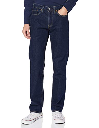 Levi s 514 Straight Jeans, Chain Rinse, 30W   34L Homme