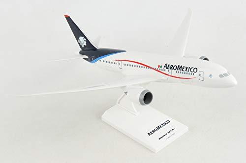 Daron Skymarks Aeromexico 787-8 Kit de construcción de Modelo de avión, Escala 1/200.