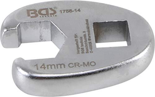 BGS 1756-14 | Hahnenfußschlüssel | 10 mm (3/8