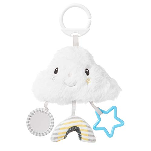 Nuby Cloud Pram Baby Toy, Suitable from New