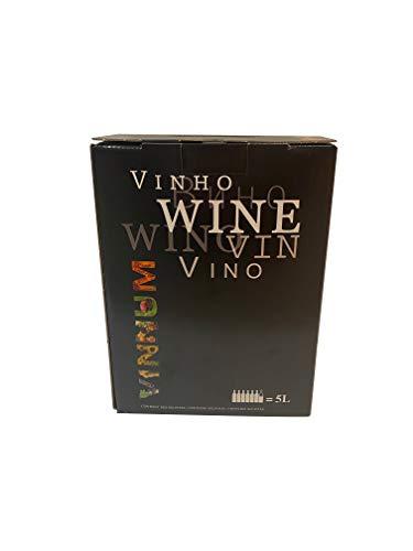 Bag in Box - Vino Tinto de Aragón - Bodegas Ejeanas - 5 Litros