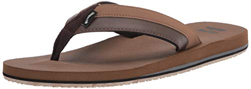 BILLABONG Herren All Day Impact Sandal Flipflop, Camel, 41 EU