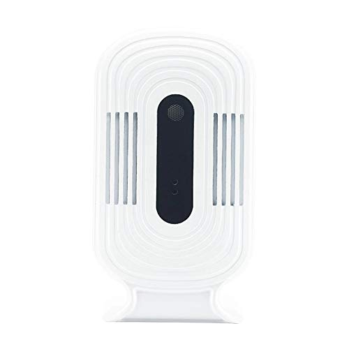 Z&LEI WiFi Digital CO2 PM2.5 HCHO TVOC Formaldehyde Detector de Gas medidor Analizadores de Aire Monitor de Control de la Temperatura del Sensor del probador Humedad