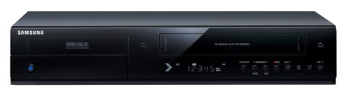 Great Features Of Samsung DVD-VR375 1080p Up-Converting VHS Combo DVD Recorder (2008 Model)