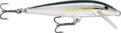 Rapala 09 Original Floater Fishing Lures, 3.5-Inch