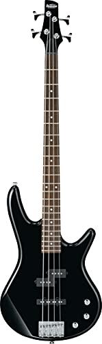 IBANEZ Jumpstart Starter Kit E-Bass 4 String - Black inkl. Amp, Gigbag, Picks, Strap & Headphones (IJSR190-BK)