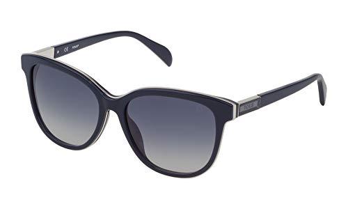 TOUS STOA26-5509QL Gafas, Azul, 55/16/140 para Mujer