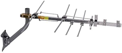 TV Antenna – RCA Outdoor Yagi Satellite HD Antenna with Over 70 Mile Range –..