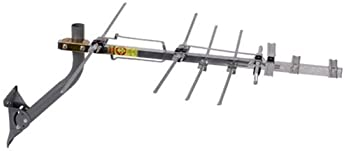 TV Antenna - RCA Outdoor Yagi Satellite HD Antenna with Over 70 Mile Range - Attic or Roof Mount TV Antenna, Long Ran...